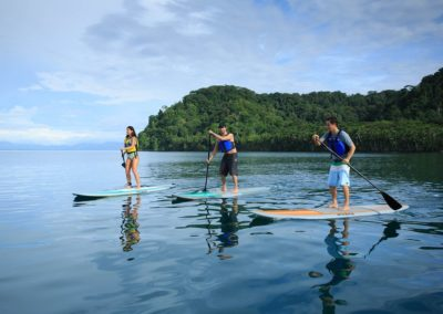 Stand Up Paddle Board Golfo Dulce , Kayaking,