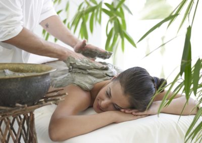 Great massages and therapies.